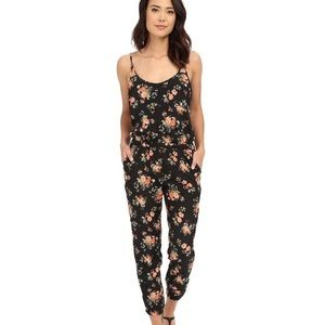 JACK by bb Dakota floral jumpsuit